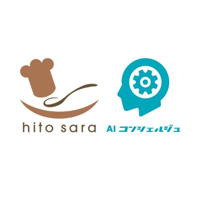 ヒトサラサポートデスクに「AIコンシェルジュ」を導入/「AI」と「人」それぞれの特徴を組み合わせ、顧客サポートを拡大ー蓄積データを活用したサービスの発展を目指す