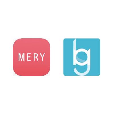 スタイリスト探しのWEBマガジン『bangs』、かわいくなりたい女の子のための情報メディア『MERY』と連携