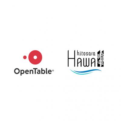 ヒトサラ海外版、ハワイのレストラン予約で「OpenTable」と提携ー絶対に訪れたい人気レストランのネット予約が可能に